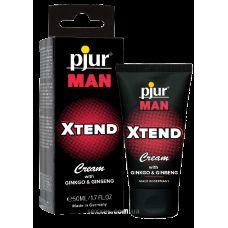 Крем возбуждающий для пениса pjur MAN Xtend Cream 50 ml
