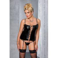 Сексуальный корсет BES CORSET black 4XL/5XL Passion