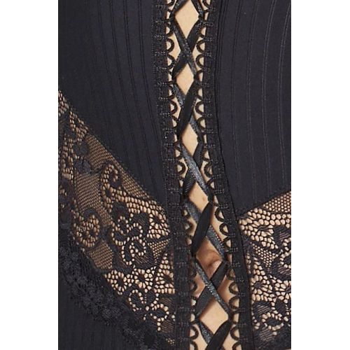Соблазнительный женский корсет ZOJA CORSET black L/XL - Passion