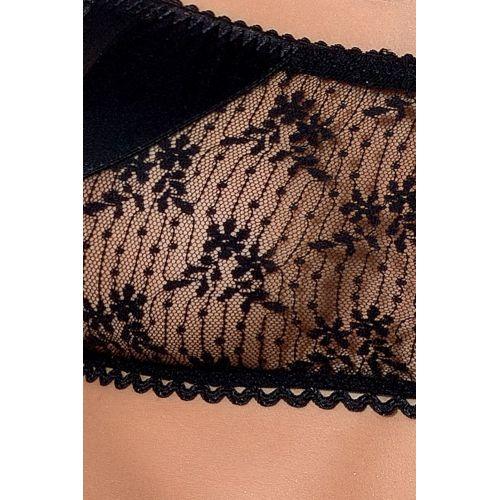 Сексуальный комплект для женщин PETRA SET black L/XL - Passion