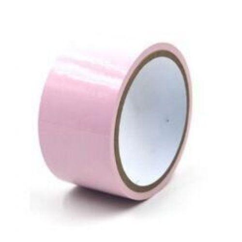 Лента для бондажа розовая BONDAGE RIBBON BABY PINK ( 15 метров )