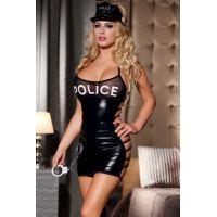 Костюм Sunspice Дерзкая Полицейская 3 предмета O/S