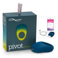 Виброкольцо для поддержания эрекции We-vibe Pivot