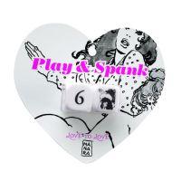 Игральные кубики для эротической игры Love To Love PLAY & SPANK