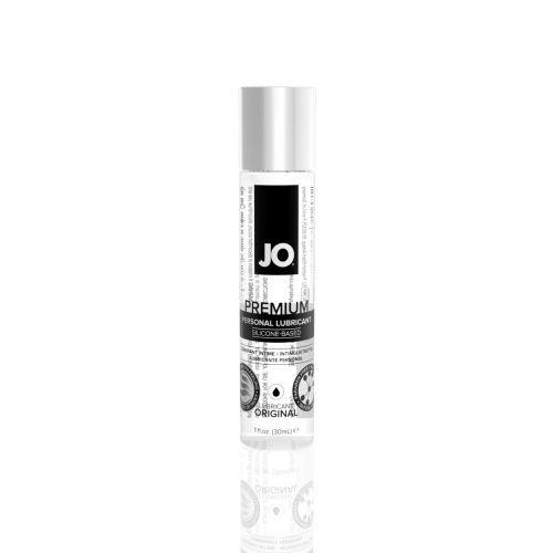 Лубрикант на силиконовой основе System JO PREMIUM - ORIGINAL (30 мл) вагинальный к женской смазке водостойкий и для игрушек (Систем Джо)