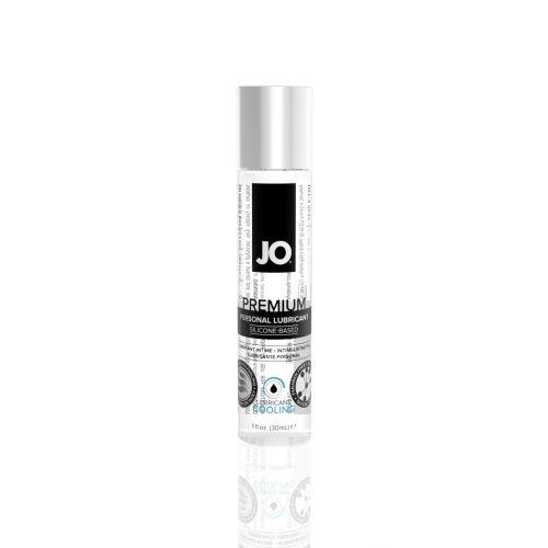 Лубрикант на силиконовой основе System JO PREMIUM - COOLING (30 мл) вагинальный охлаждающий и для игрушек (Систем Джо)