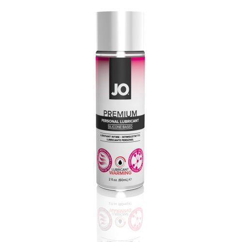 Лубрикант на силиконовой основе System JO FOR WOMEN PREMIUM - WARMING (60 мл) вагинальный согревающий-дополнение к женской смазке для игрушек (Систем Джо)