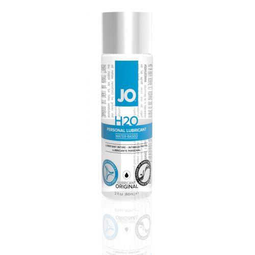 Лубрикант на водной основе System JO H2O - ORIGINAL (60 мл) дополнение женской смазки вагинальный  и для игрушек с презервативами (Систем Джо)