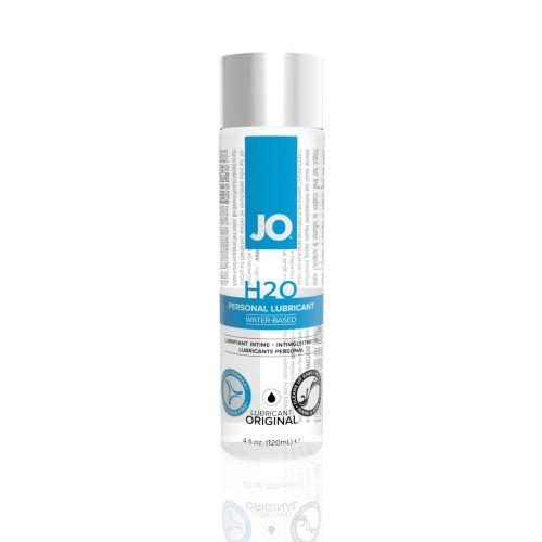 Лубрикант на водной основе System JO H2O - ORIGINAL (120 мл) дополнение женской смазки вагинальный и для игрушек с презервативами (Систем Джо)