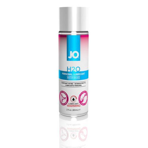 Лубрикант на водной основе System JO FOR WOMEN H2O - WARMING (60 мл) дополнение к смазке для женщин согревающий (Систем Джо)