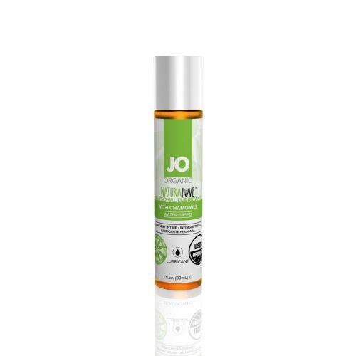 Лубрикант на водной основе System JO NATURALOVE - ORGANIC (30 мл) вагинальный и для игрушек Натуральный (Систем Джо)