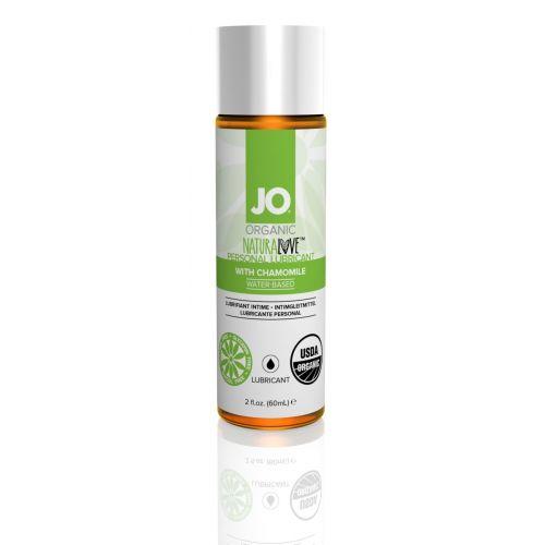 Лубрикант на водной основе System JO NATURALOVE - ORGANIC (60 мл) вагинальный и для игрушек Натуральный (Систем Джо)