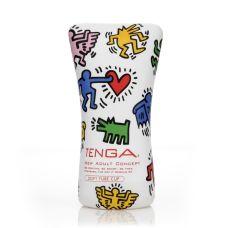Мастурбатор Tenga Keith Haring Soft Tube Cup Тенга