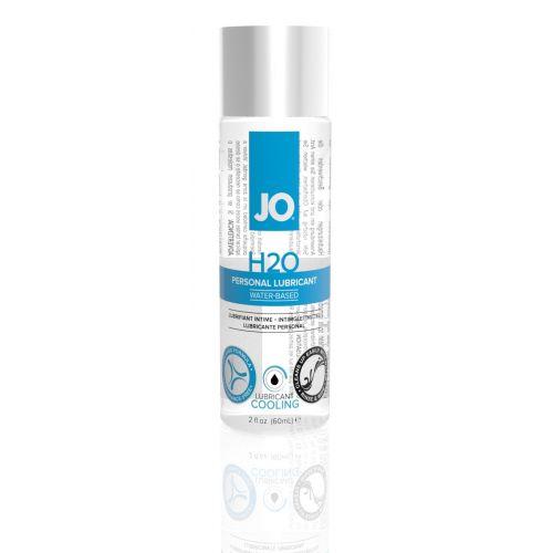 Лубрикант на водной основе System JO H2O - COOLING (60 мл) вагинальный охлаждающий (Систем Джо)