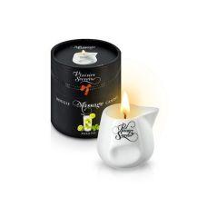 Массажная свеча с ароматом Мохито Plaisirs Secrets 80 мл