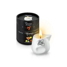 Массажная свеча с запахом Космополитен Plaisirs Secrets 80 мл