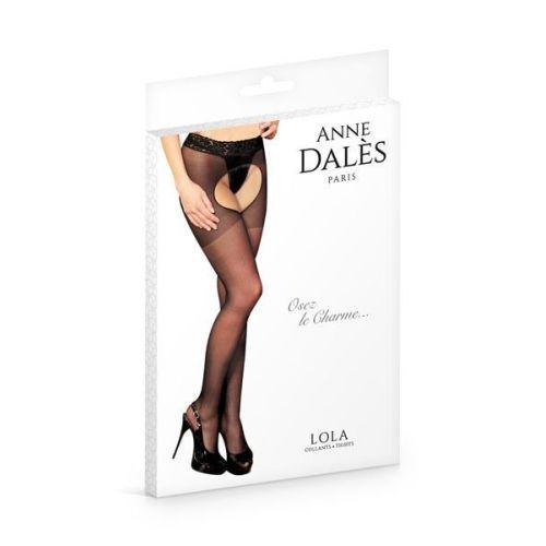 Колготки Anne De Ales LOLA T2 Черные