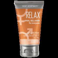 Расслабляющий гель на водной основе для анального секса Doc Johnson RELAX Anal Relaxer (56 гр) без вкуса и запаха
