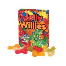 Желейные конфеты в виде пениса Jelly Willies (120 гр)