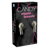 Съедобные пэстисы на соски Candy Nipple Tassels (60 гр)