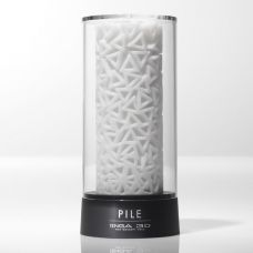 Мастурбатор Tenga 3D Pile эластичный антибактериальный материал Тенга