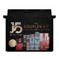 Подарочный набор для Пар Смазки Возбуждение Пролонгация System JO Limited Edition - 15th Years of JO