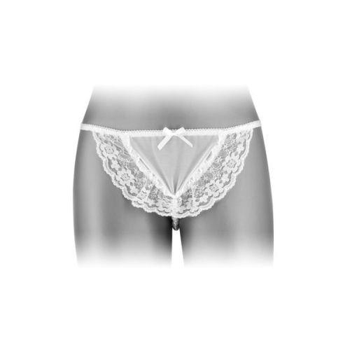 Эротические Трусики  Fashion Secret KATIA Белые