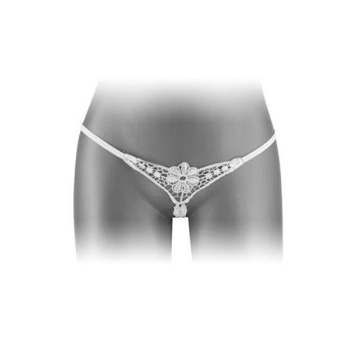 Эротические Трусики  Fashion Secret DANUTA Белые