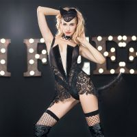 Эротический костюм кошки JSY