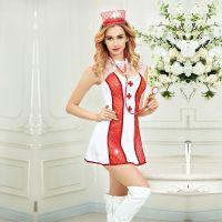 Эротический костюм медсестры для ролевых игр JSY