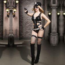 Интимный костюм полицейского для ролевых игр JSY