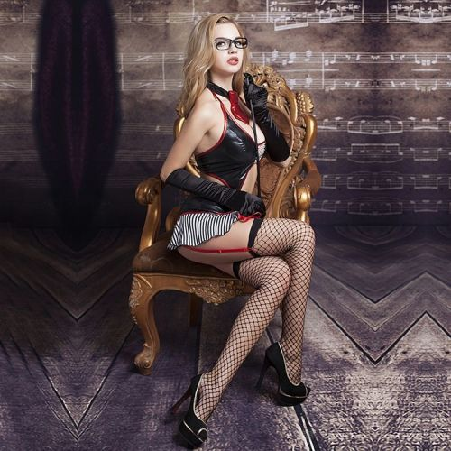 Эротический костюм учительницы JSY