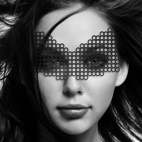 Маска Bijoux Indiscrets - Erika Mask