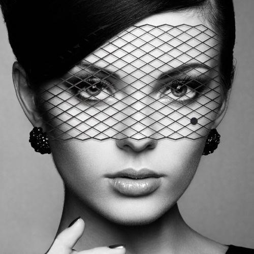 Маска Bijoux Indiscrets - Louise Mask