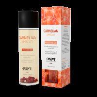 Массажное масло бодрящее с сердоликом EXSENS Carnelian Apricot 100мл