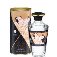 Возбуждающее массажное масло со вкусом ванильного фетиша Shunga APHRODISIAC 100 мл