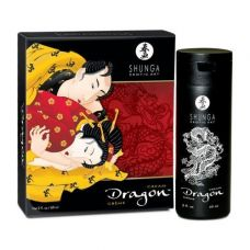 Стимулирующий возбуждающе-пролонгирующий крем для пар Shunga SHUNGA Dragon Cream (60 мл) Шунга