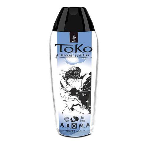 Лубрикант для орального секса на водной основе вкус кокоса Shunga Toko AROMA 165 мл