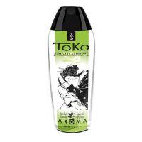 Лубрикант для орального секса на водной основе вкус груши и зеленого чая Shunga Toko AROMA 165 мл