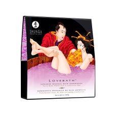 Гель для ванны Shunga LOVEBATH - Sensual Lotus - Чувственный лотос (650 гр) с эффектом увлажнения Шунга