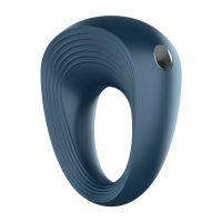 Эрекционное кольцо МУЖСКАЯ СИЛА со стимуляцией клитора Satisfyer Ring 2 10 режимов вибрации