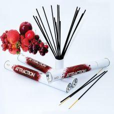 Ароматические палочки с феромонами с ароматом красных фруктов MAI (20 шт) tube