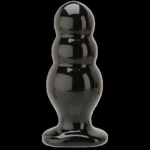 Анальный стимулятор Doc Johnson Titanmen Tools - Master, диаметр 6,6см (мятая упаковка)