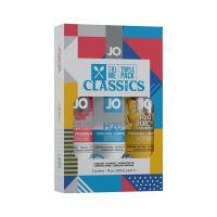 Подарочный набор из смазок System JO Tri-Me Triple Pack Classics 3 х 30 мл