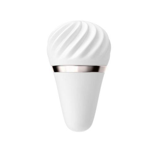 Вибратор-мороженое для клитора силиконовый Satisfyer Lay-On - Sweet Sensation