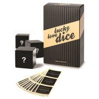 Игральные кубики для эротической игры Bijoux Indiscrets Lucky Love Dice