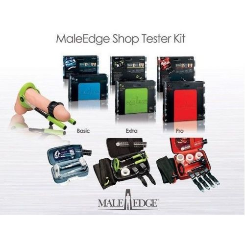 Экстендер для увеличения члена Retail Kit Male Edge (Pro + Extra + Basic + Demo Kit)