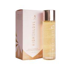 Массажное масло съедобное с ароматом белого шоколада HighOnLove Massage Oil 120 мл