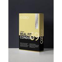 Плотнооблегающие презервативы EGZO Real fit (упаковка 3 шт)