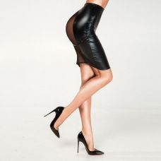 Эротическая юбка с сеткой Развратная Анжелика M